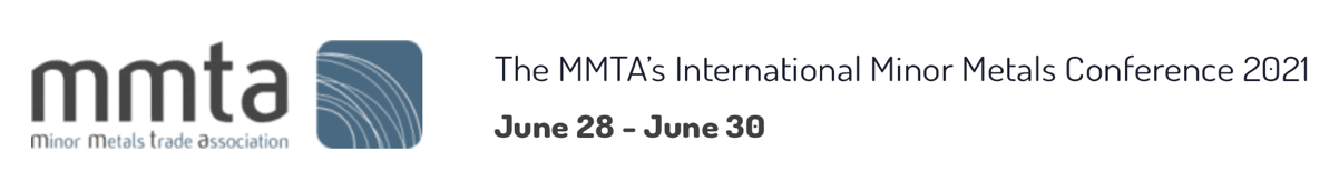 MMTA's International Minor Metals Conference 2021