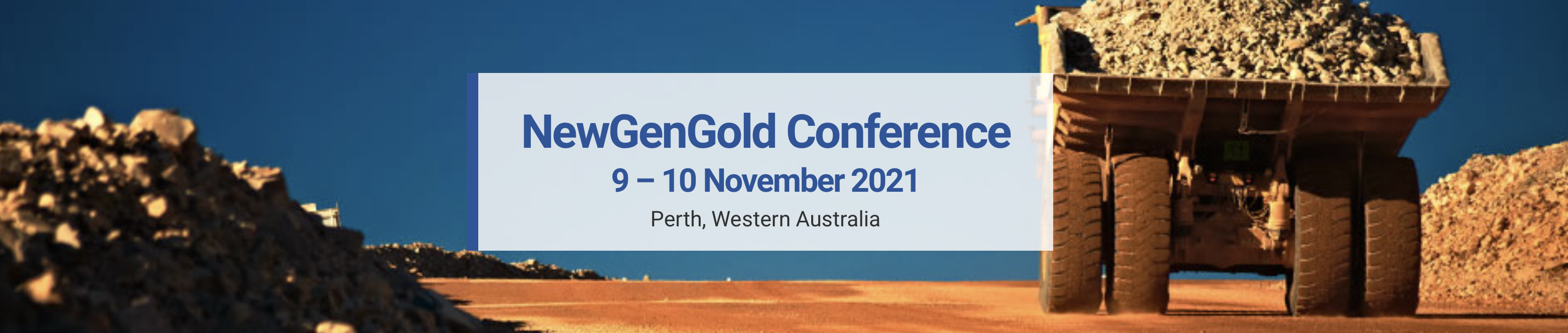 NewGenGold Conference